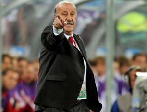 Rewind: How it all started for Del Bosque