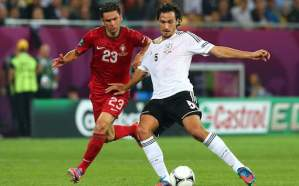 Euro 2012: Mats Hummels - leading Germany from the back