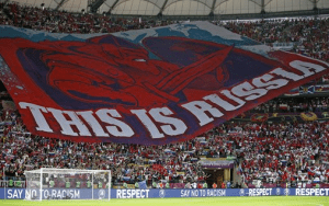 Living on the edge - footballers under threat in Russia