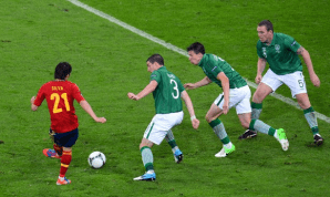 Euro 2012: Five things we learnt from Spain v Ireland