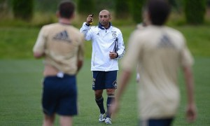Soccer - Chelsea Pre Season USA tour - Chelsea training