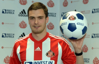 Adam Johnson Sunderland