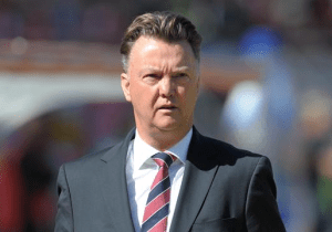 Back again: Van Gaal's mission to restore Dutch football