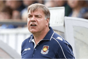 West Ham United – Going long and backwards under Big Sam