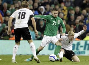Robbie Brady: A beacon of hope