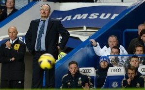 The intrigue of the Benítez interlude