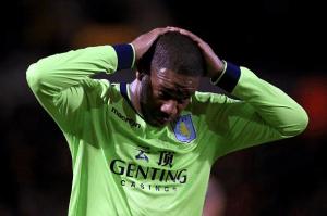 Aston Villa: Destined for the drop