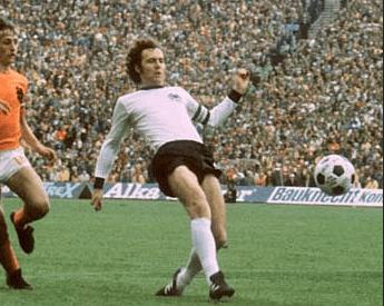 Beckenbauer Germany