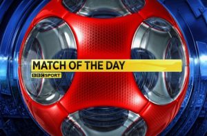 Mark Lawrenson gives us all a snigger on Match of the Day