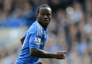 Liverpool sign Victor Moses on loan for £1m