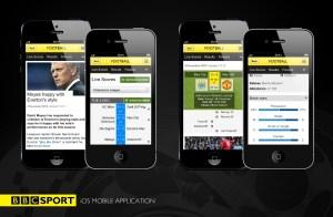 Review - BBC Sports App (iOS)