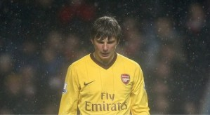 Andrey Arshavin's career to finish on a whimper
