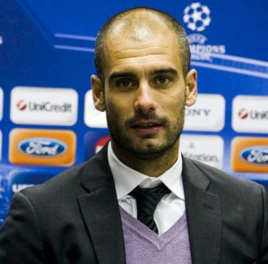 Manchester City confirm Pep Guardiola appointment