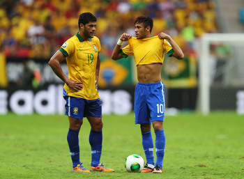 Brazil v Japan: