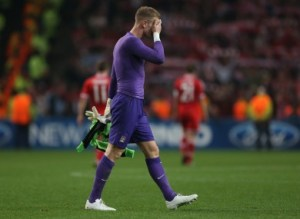 Hart's predicament put into context by Robert Enke