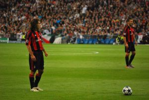 Andrea Pirlo - the absent Catalan