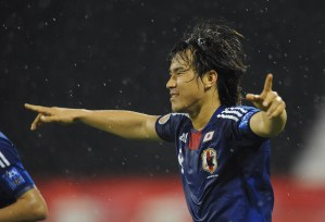 Shinji Okazaki - Japan's goal scoring star