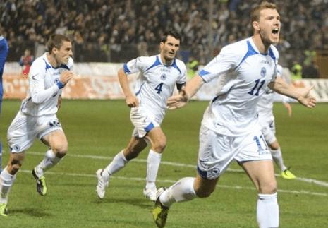 Bosnia World Cup