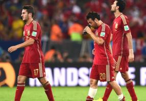 Spain tiki-taka