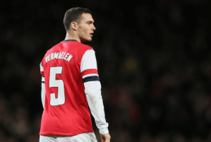 Report: Liverpool target former Arsenal centre back Thomas Vermaelen