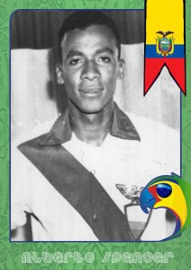 World Cup Legends: Ecuador and Alberto Spencer