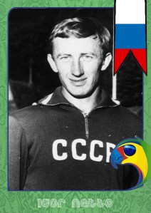 World Cup Legends: Russia and Igor Netto