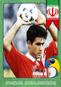 World Cup Legends: Iran and Mehdi Mahdavikia