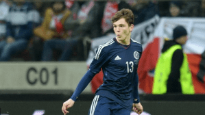 Andrew Robertson - From Queens Park nobody to Scotland sensation
