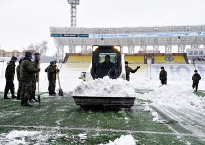 Diary of an Englishman in Siberia - October review of FC Tyumen