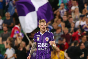 Andy Keogh - Scoring for fun in the sun