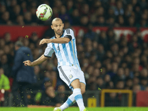 Javier Mascherano - the last great Argentine hero
