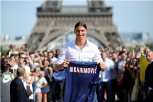 Report: Ibrahimovic is ready to join Mourinho at Manchester United
