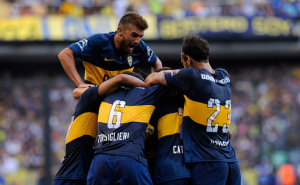 The rebirth of Boca Juniors