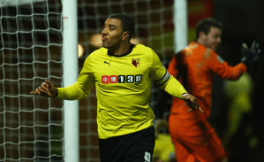 Report: Leciester City could splash £30 million on Watford's Troy Deeney