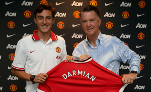Matteo Darmian - A look at Manchester United's new Italian