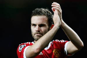 Report: Juan Mata and Daley Blind could exit Manchester United this summer