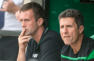 Ronny can roar no more at Celtic