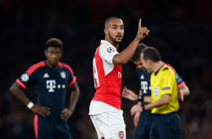 Is Theo Walcott the answer to Arsenal's striker problems?