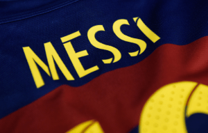 The top ten best selling football shirts in 2015