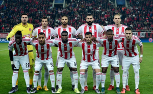 How have Olympiacos become so dominant in the Superleague?