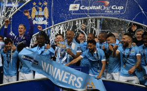 Video: All the penalties as Manchester City beat Liverpool to win the Capital One Cup