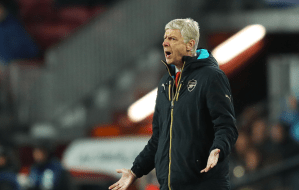 Report: England role interests Wenger, but not for 12 months