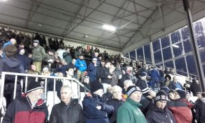 Dundalk supporters frustrated at home form as Derry snatch draw
