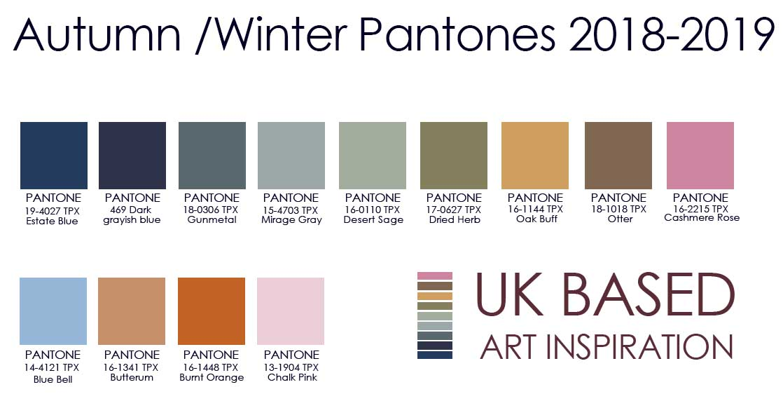 Top 10 Spring 2019 Pantone Colors from New York Fashion Week