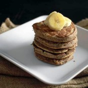 High Protein Pancakes - www.BackToMyRoots.ca