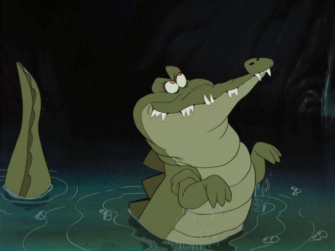 tick tock the croc