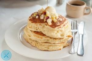 Sacramento Breakfast Pancakes at bacon & butter