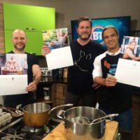 The Sexy Men of YEG Food Calendar- Available Now!