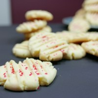 Canada Cornstarch Shortbread Cookies