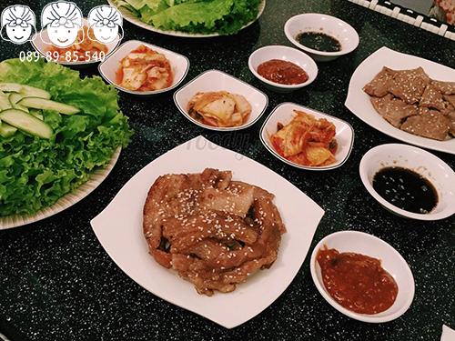 Những quán ăn đậm chất Hàn Quốc tại Cần Thơ